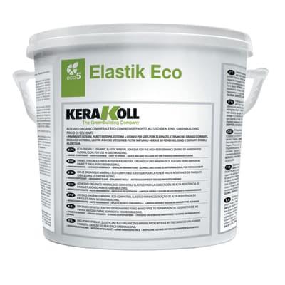 Colla in pasta Elastik KERAKOLL 5 kg bianco