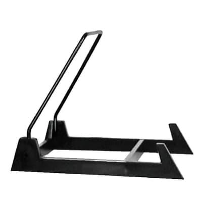 Cavalletto in plastica nero 80 mmx 3 cm