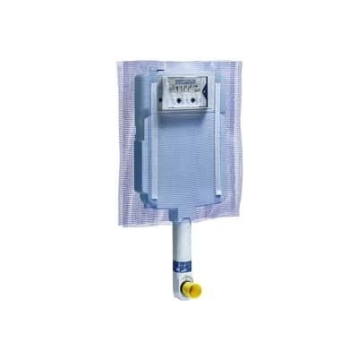Cassetta wc a incasso GEBERIT GBR109.790.00 pulsante doppio comando 9 L