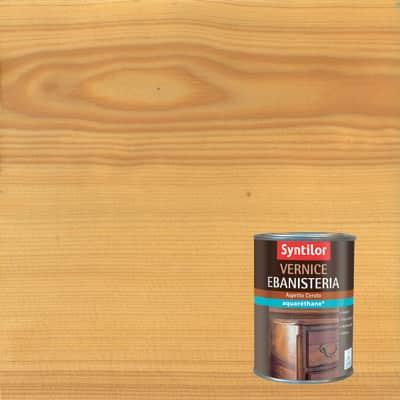 Vernice  SYNTILOR Ebanisteria Aquaréthane® incolore opaco 0.25 L