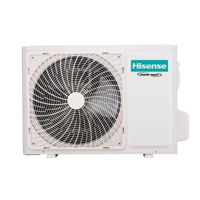 Unità esterna del climatizzatore monosplit HISENSE TQ35XE0BW 11942 BTU classe A+++