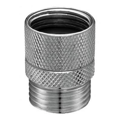 Aeratore EQUATION per rubinetto per doccia silver