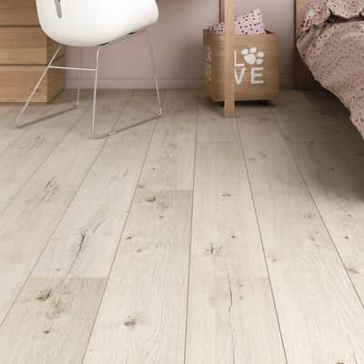 Pavimento laminato Solano Sp 8 mm marrone