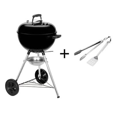Barbecue carbone WEBER Kettle D.47 cm