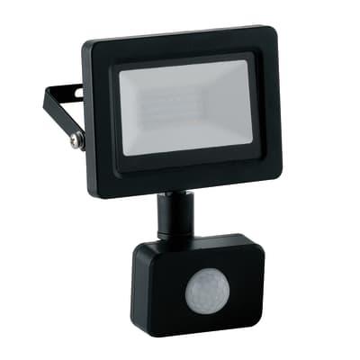 Proiettore LED integrato URANO-S10 in alluminio, nero, 10W 700LM IP65