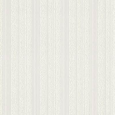 Carta da parati Riga cat.righe bianco glitter