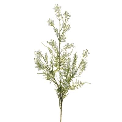 Fiore artificiale Gypsophila H 84 cm