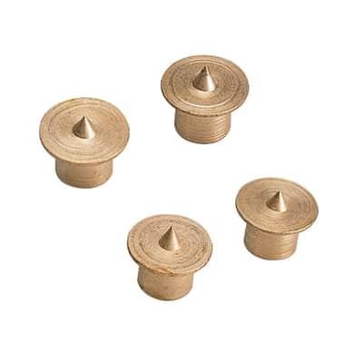Spine di giunzione WOLFCRAFT in acciaio Ø 10 mm