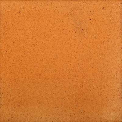 Lastra in terracotta 25 x 25 cm Sp 15 mm rosso naturale