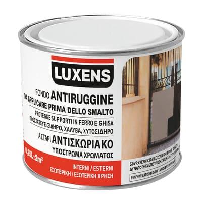 Primer precolorazione LUXENS base solvente esterno antiruggine 0.25 L
