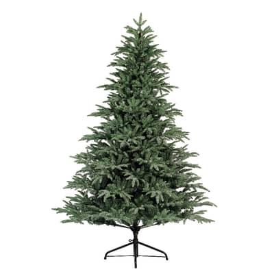 Albero Di Natale Leroy Merlin.Albero Di Natale Artificiale Verde H 210 Cm Prezzo Online Leroy Merlin