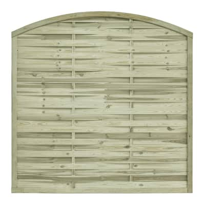 Frangivista in legno 180 x 180 cm