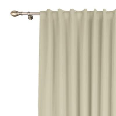 Tenda INSPIRE Carol fettuccia con passanti nascosti 200 x 280 cm