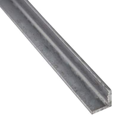 Profilo angolo STANDERS in ferro 2 m x 2.1 cm nero