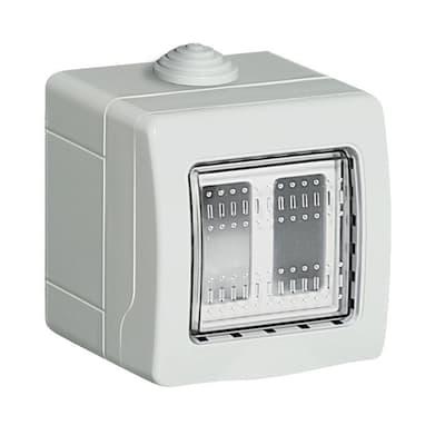 Scatola Idrobox 2 moduli