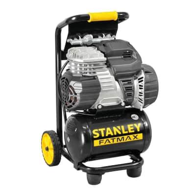 Compressore silenziato STANLEY FATMAX , 1.5 hp, 8 bar, 10 L