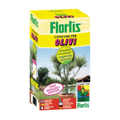 Concime granulare FLORTIS 1 Kg