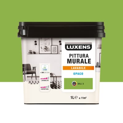 Pittura murale LUXENS 1 L verde bali 3