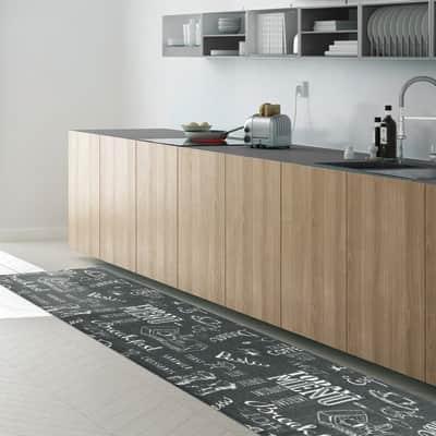 Passatoia Blackboard , grigio, 50x300