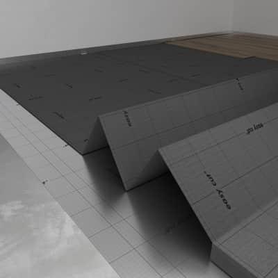 Sottopavimento AXTON Silence Sp 2 mm