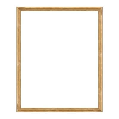 Cornice Giusy rovere per foto da 40x50 cm