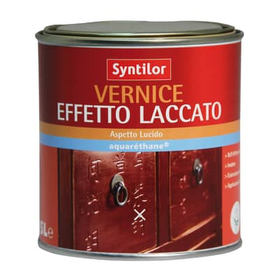 Vernice  SYNTILOR Laccato ebano 0.5 L