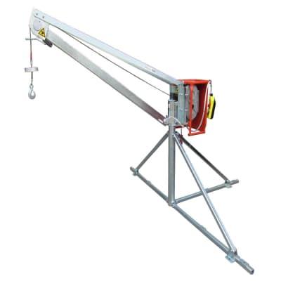 Paranco elettrico Gruetta portata max 500 kg cavo da 20 m