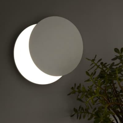 Applique design Eclipse LED integrato , in metallo,  D. 30 cm 30 cm, INSPIRE
