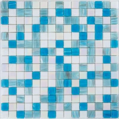 Mosaico Campione Sky Cotton 20 H 0.4 x L 9 cm