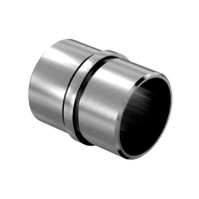 Giunto Inox20 FONTANOT in inox 304 per interno / esterno L 4.2 x H 5 cm