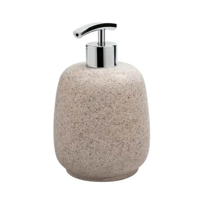 Dispenser sapone Afra beige