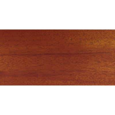 Battiscopa H 2.4 cm x L 2.4 m mogano