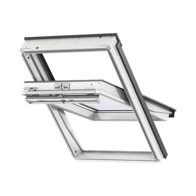 Finestra da tetto (faccia inclinata) VELUX GGU MK04 0070 manuale L 78 x H 98 cm bianco