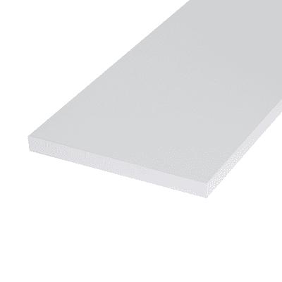 Pannello Melaminico truciolare L 120 x H 20 cm Sp 18 mm