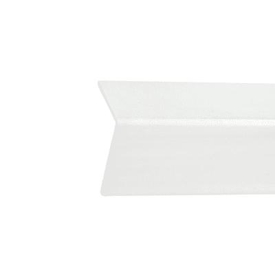 Paraspigolo in pvc L 3 m x H 50 x Sp 3 mm