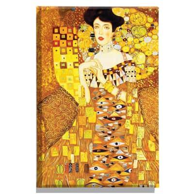 Quadro su tela Ispirato Klimt1 60x90 cm