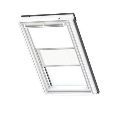 Tenda oscurante VELUX L 55 x H 98 cm bianco