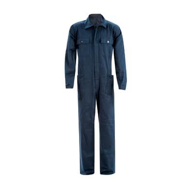 Tuta di protezione da lavoro VEGA Max blu tg L