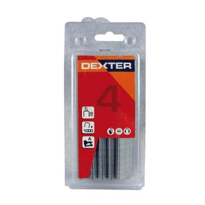Graffe DEXTER L 5.7 mm H 2 cm 1000 pezzi