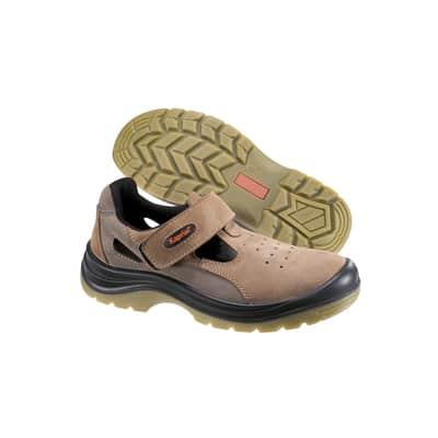 Sandalo antinfortunistica KAPRIOL Dallas S1, n° 40 beige