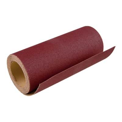 Rotolo di carta abrasiva DEXTER 856040 per legno grana 220