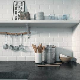 Rivestimenti cucina pannelli mattonelle piastrelle cucina - Piastrelle cucina rosse ...