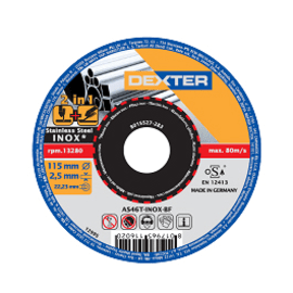 Disco abrasivo as46tinoxc+g Ø 115 mm