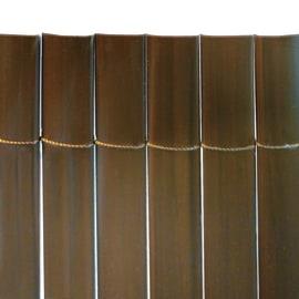 Cannicciato sintetico Plasticane marrone L 5 x H 2 m