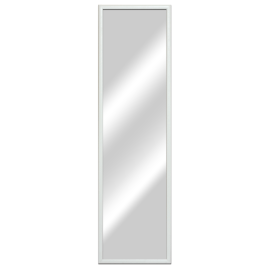 Specchio Bomber Bianco 42,3 X 142,3 Cm