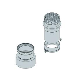 Kit sdoppiatore per caldaie a condensazione Beretta