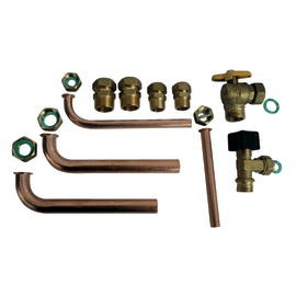 Kit raccordi idraulici per caldaie a condensazione e a camera stagna Beretta