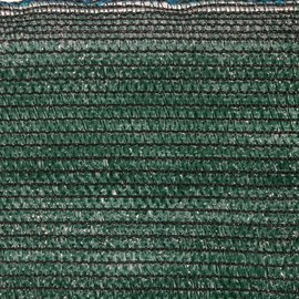 Rete ombreggiante verde L 10 x H 2 m