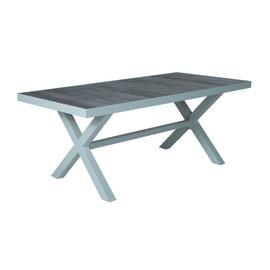 Tavolo Vittoria, 185 x 90 cm bianco