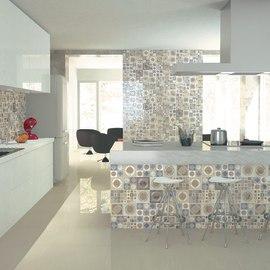 Mattonelle Per Cucina Bianca. Piastrelle Cucina Idee E Soluzioni In ...